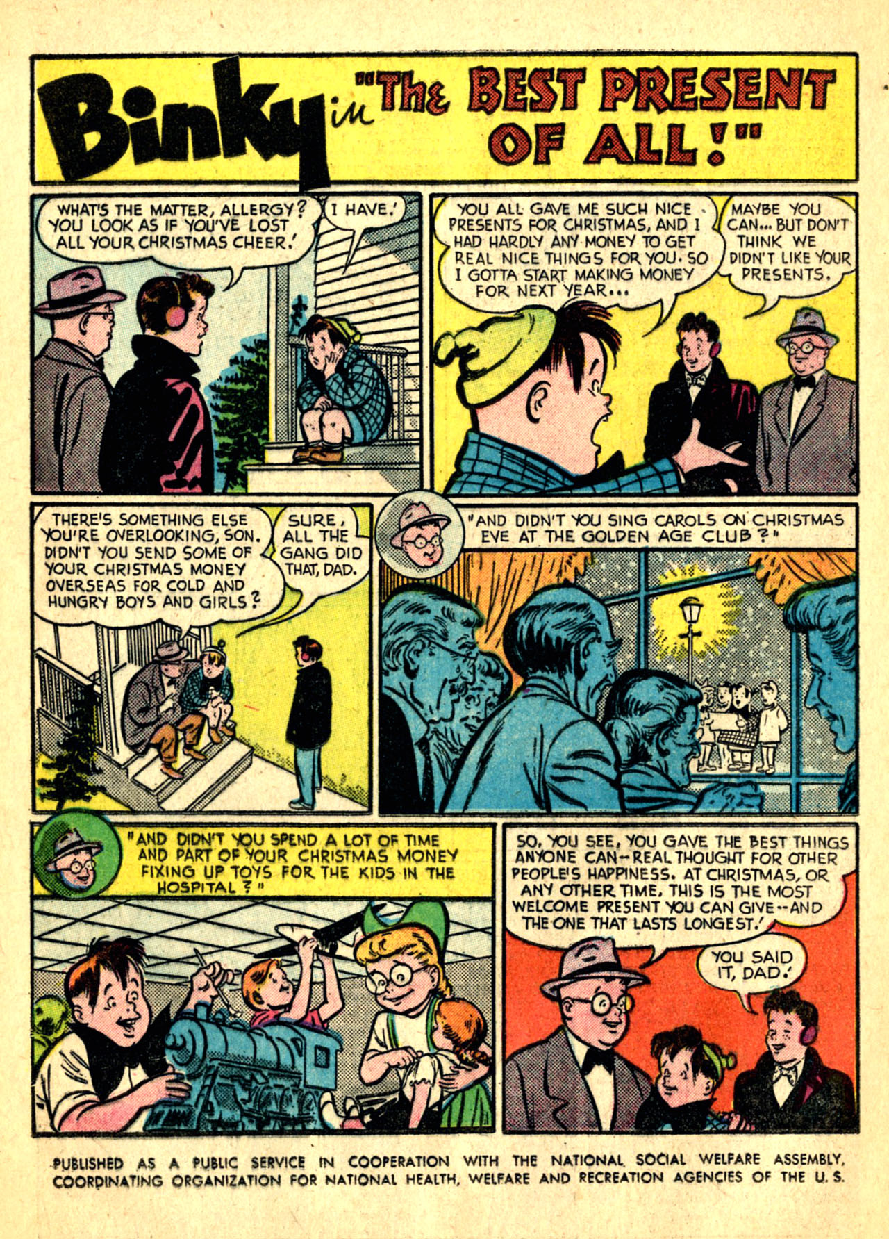 Read online Detective Comics (1937) comic -  Issue #227 - 24