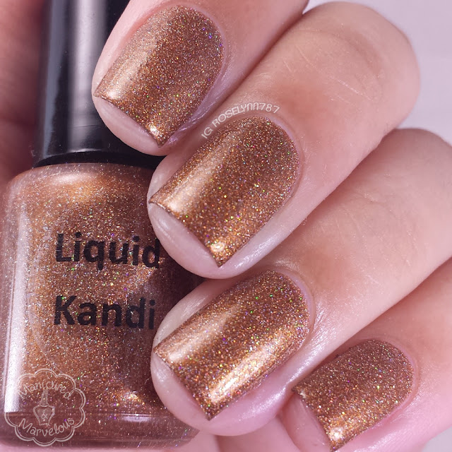 Liquid Kandi - Cinnamon Apple Pie
