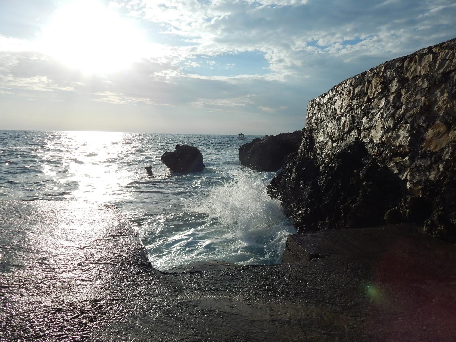 Vlny v Černé Hoře