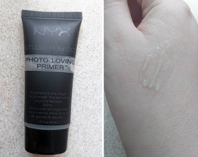 NYX Photo-Loving Primer Review And Swatch