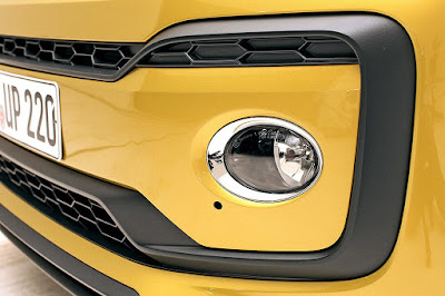 Volkswagen Up! Fog lamp Hd Pictures