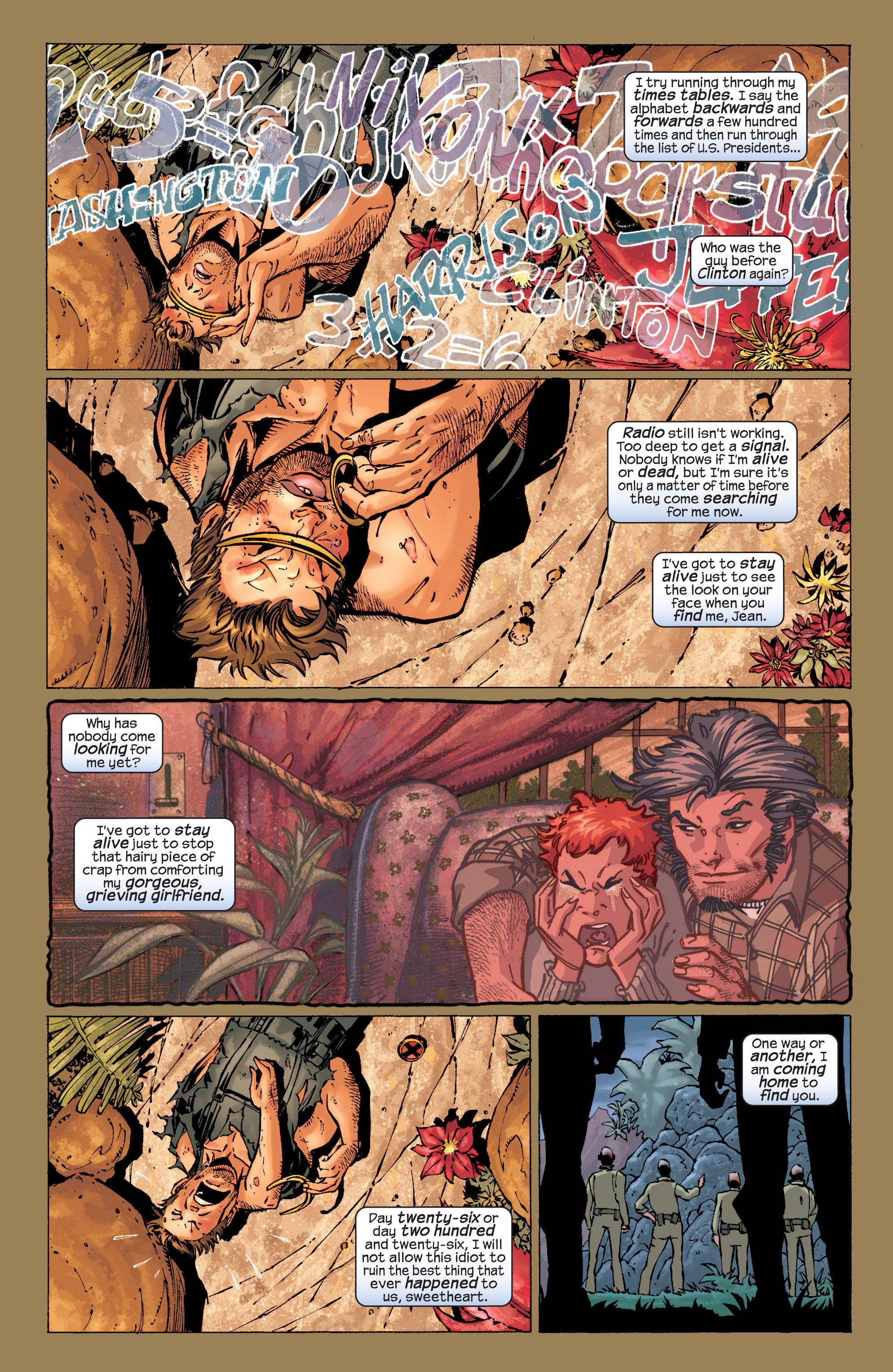 Read online Ultimate X-Men comic -  Issue #29 - 14