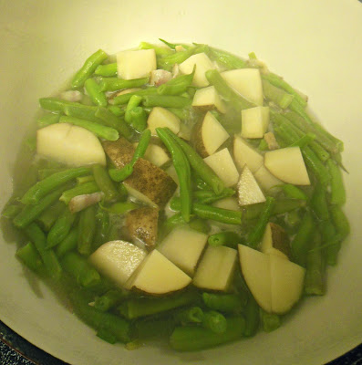 Southern Green Beans, for Sunday Supper Suggestion.