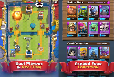 Download Game Clash Royale Android