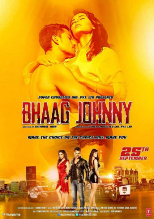 Bhaag Johnny 2015 HDRip 350Mb Hindi Movie 480p Watch Online Full Movie Download bolly4u