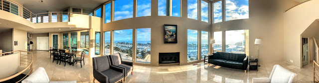 Ultra Wide Angle Real Estate Photography