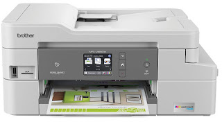 across the board inkjet printer amongst tank conception is the ideal determination for your domicile  Brother MFC-J995DW XL Driver Download, Review And Price