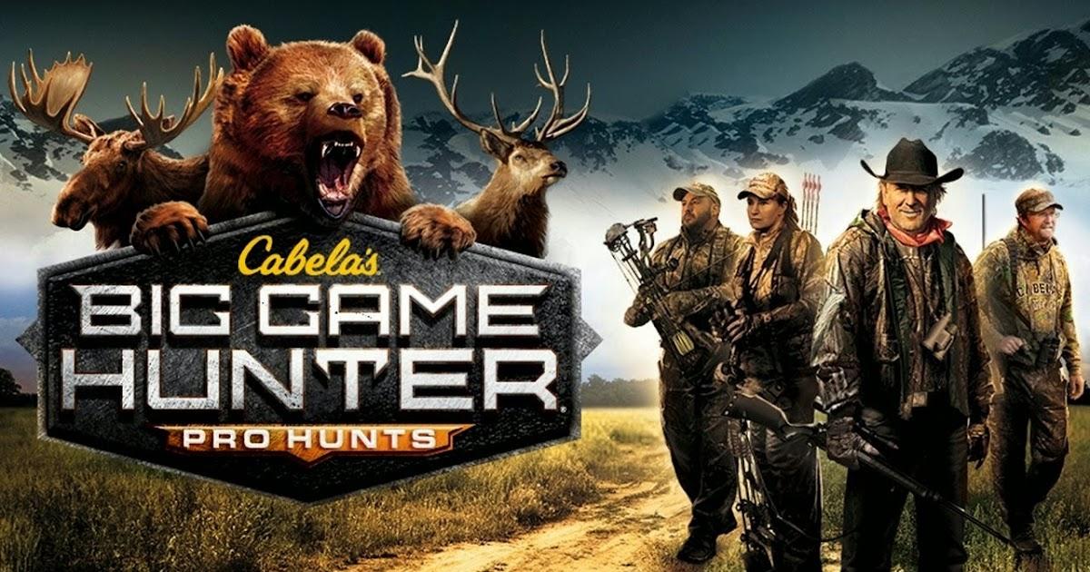تحميل لعبة big hunter مهكرة