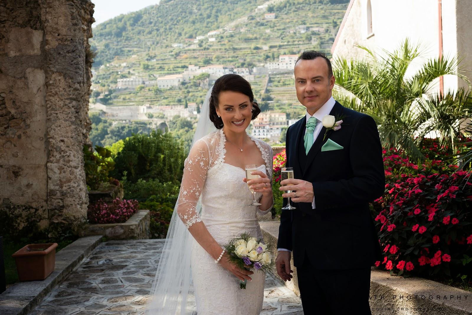 Wedding in Ravello Italy