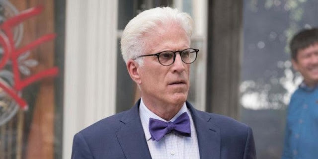 Ted Danson en 'The Good Place'