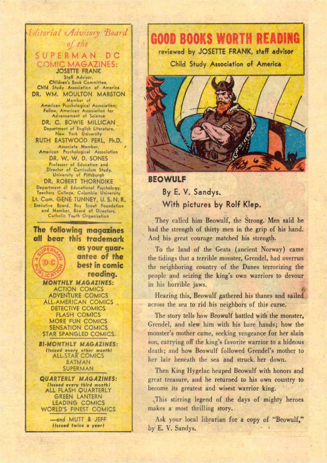 Read online Action Comics (1938) comic -  Issue #46 - 37