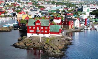 Danish Faroe Island