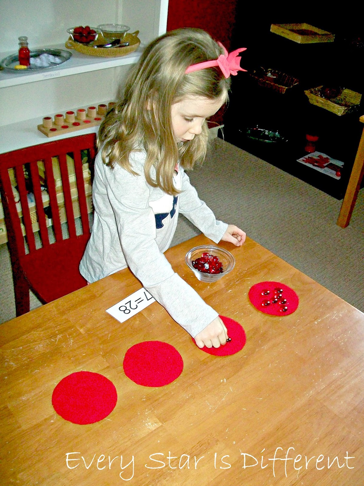 Multiplication Grouping Activity