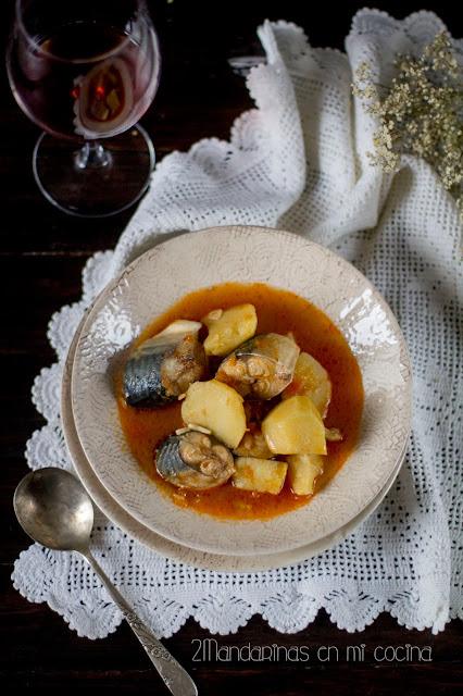 Suquet de caballa. Las mejores recetas de mi madre de Joan Roca