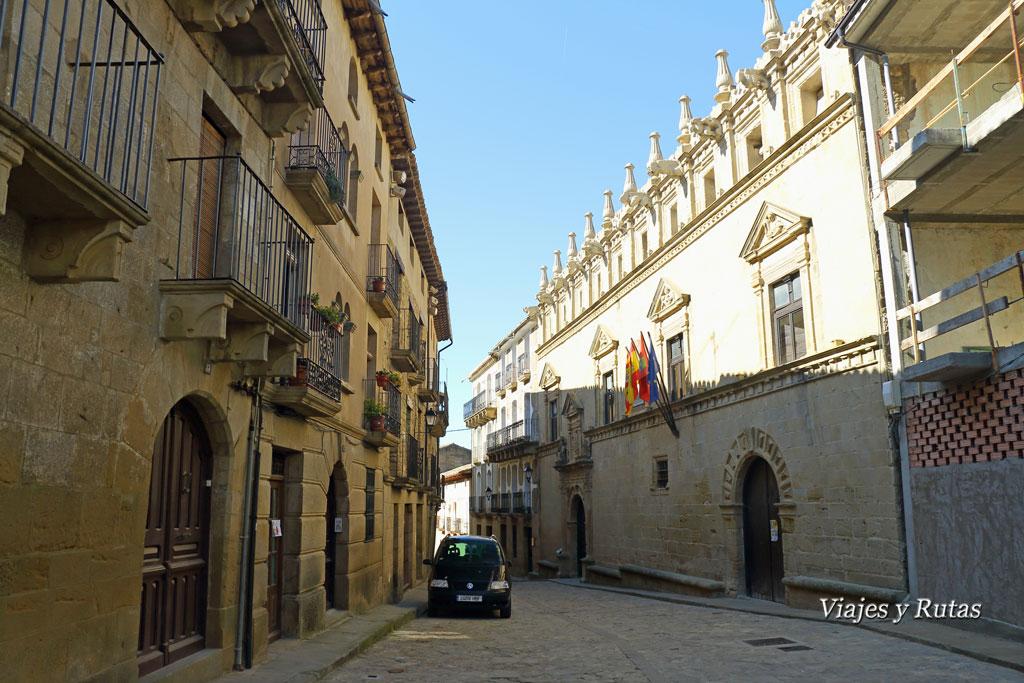 Ayuntamiento de Uncastillo