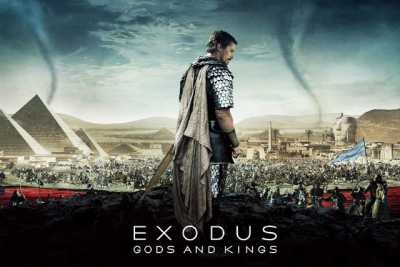 Exodus Gods And Kings 2014 Dual AudioHindi BluRay 480p