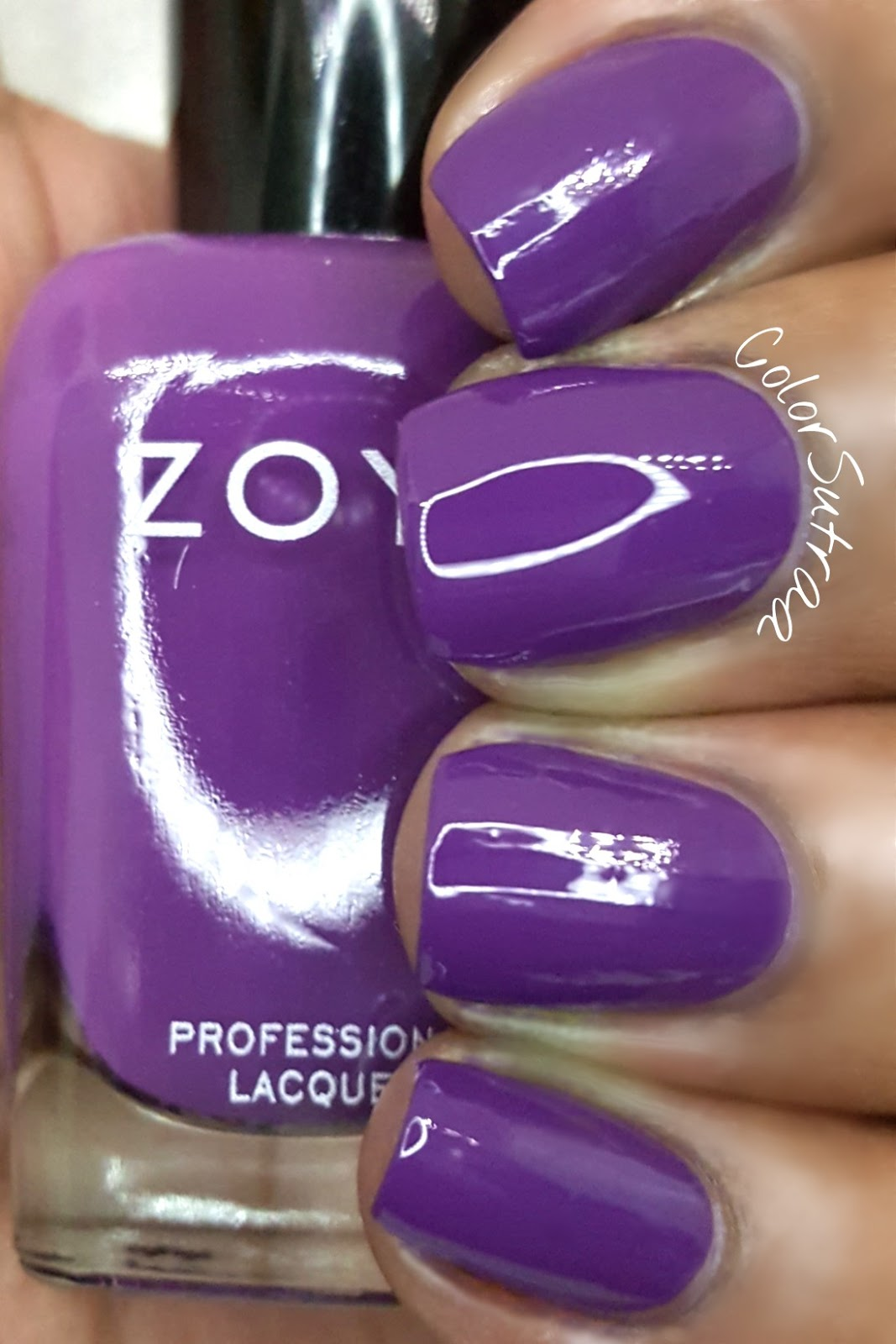 NEW YEAR, NEW NAILS with ZOYA NAIL POLISH Party Girls collection ...