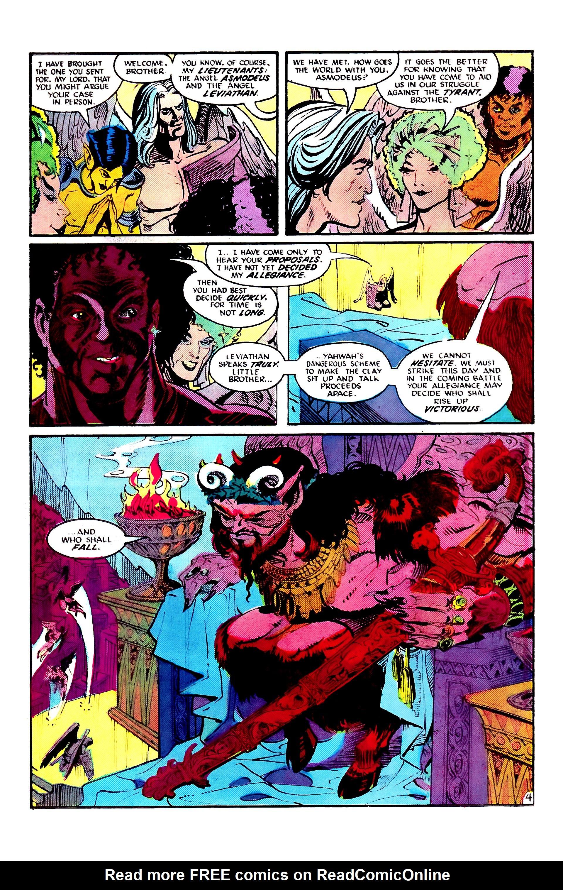 Read online Secret Origins (1986) comic -  Issue #10 - 42