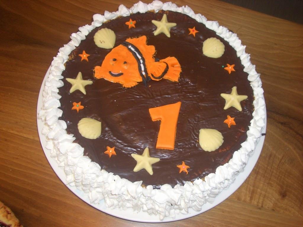 Famoso Apprendista mamma: Decorare una torta di compleanno per bambini in  QT33