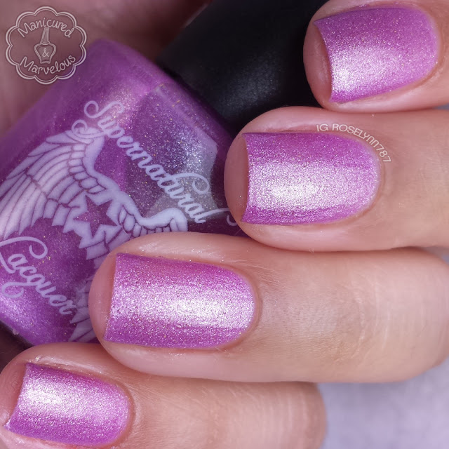 Supernatural Lacquer - Princess Elena