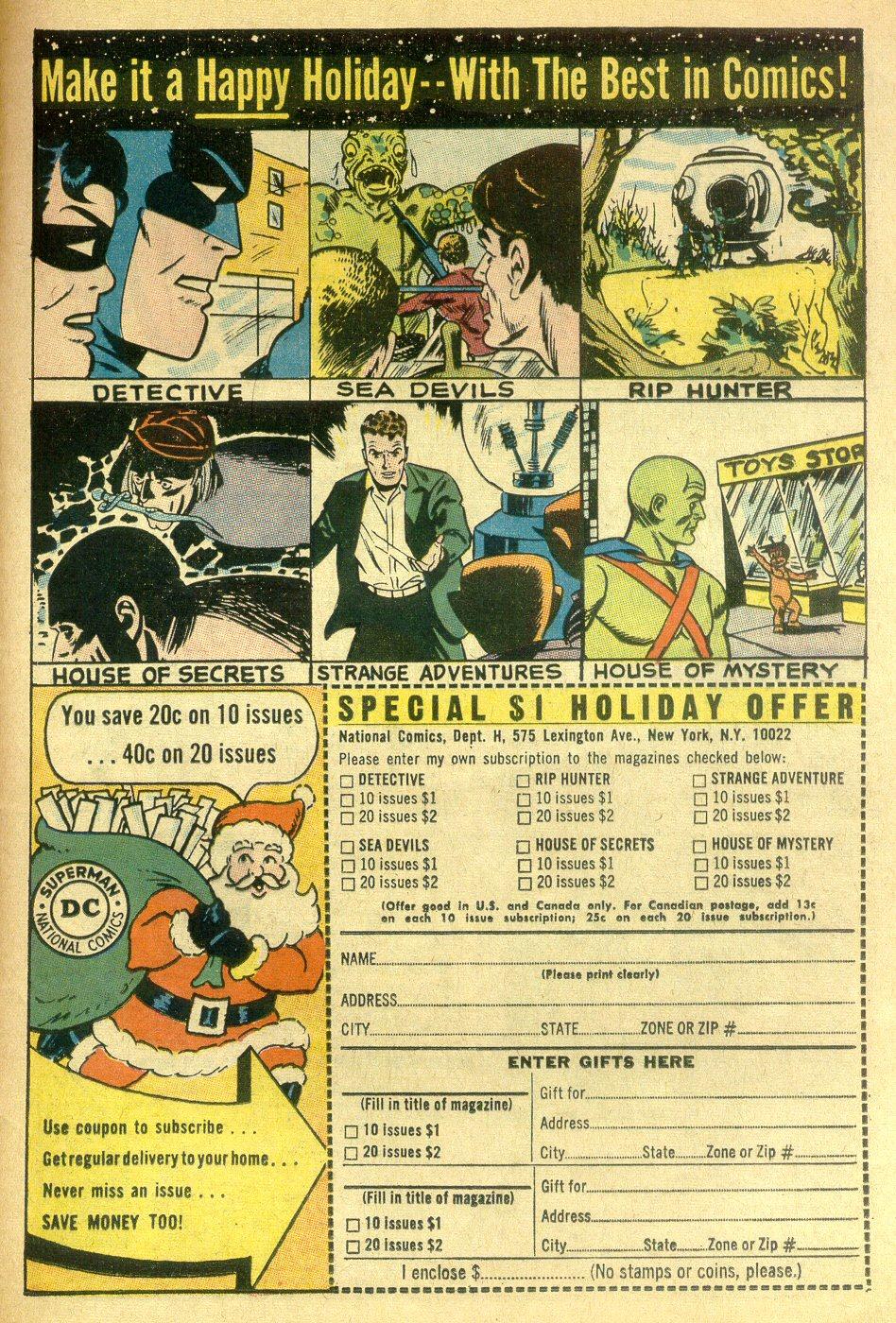 Strange Adventures (1950) issue 172 - Page 33