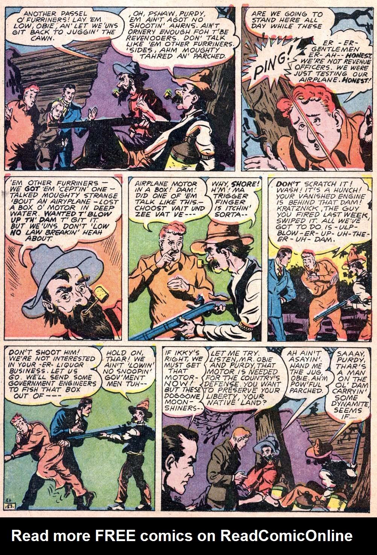 Read online All-American Comics (1939) comic -  Issue #30 - 31