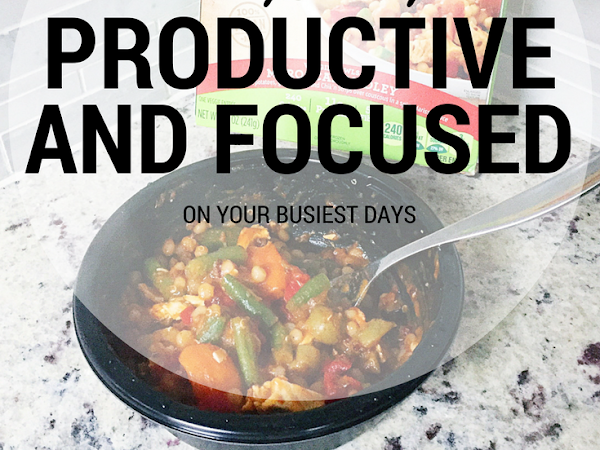 Ways to Stay Productive and Focused on Busy Days