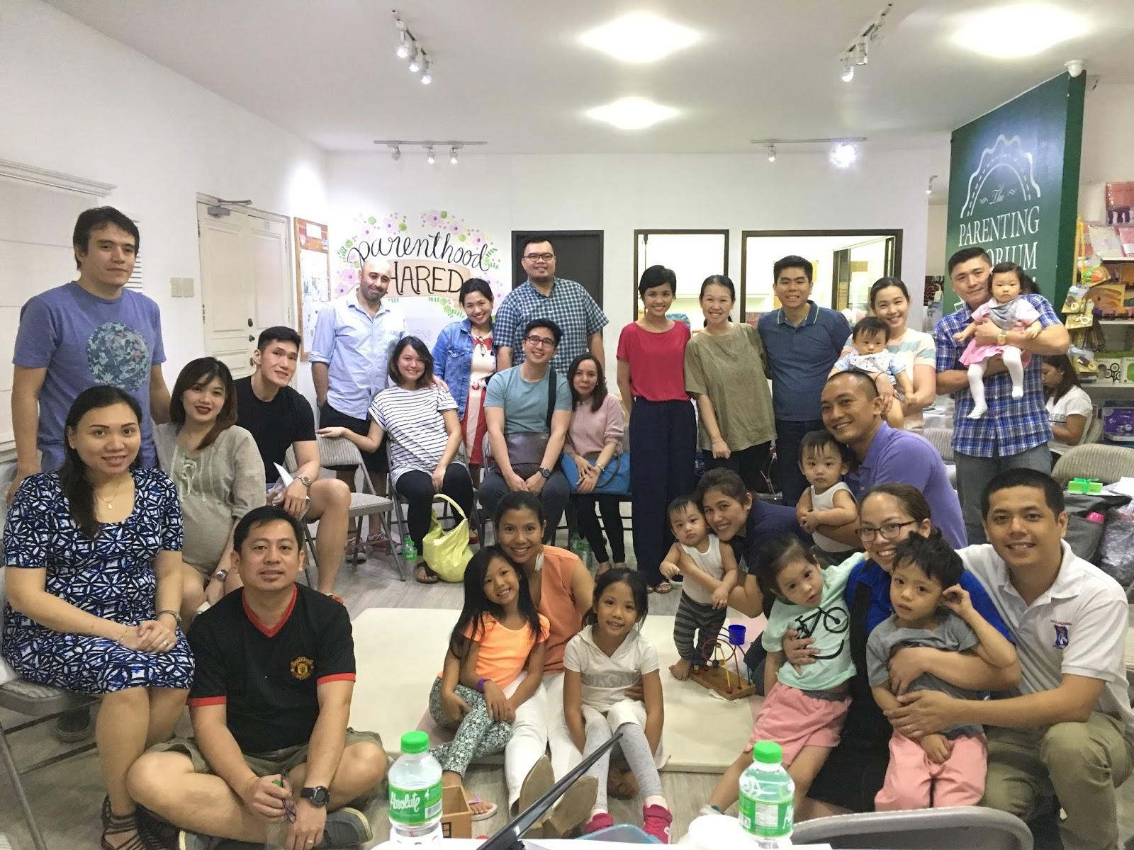 parenting emporium twin parent support group