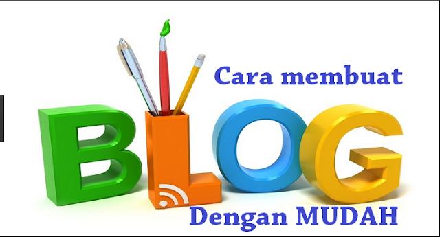 Cara Membuat Akun Blog di Blogspot dengan Mudah
