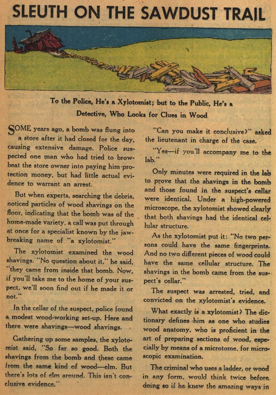 Read online Detective Comics (1937) comic -  Issue #226 - 25