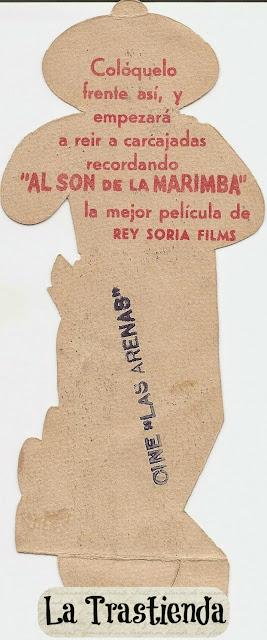 Programa de Cine - Al Son de la Marimba - Fernando Soler - Sara García