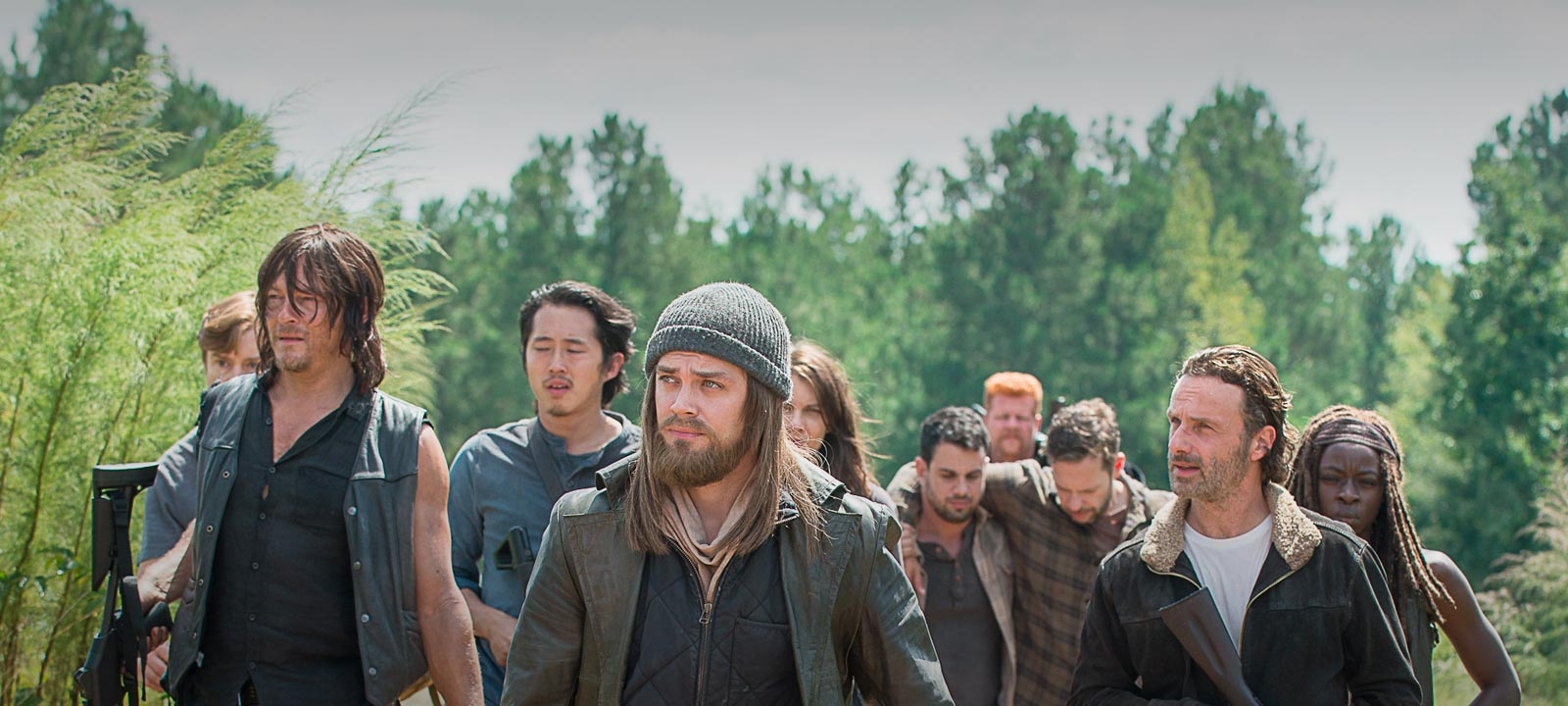 The Walking Dead Season 6 Episode 11 Review: There Goes The