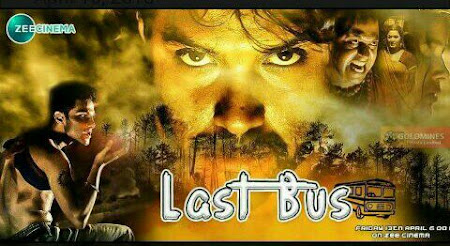 Poster Of Last Bus Full Movie in Hindi HD Free download Watch Online 720P HD