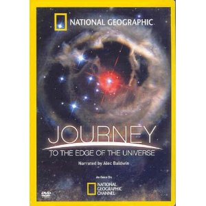 The Journey to the Edge of the Universe (DVD)