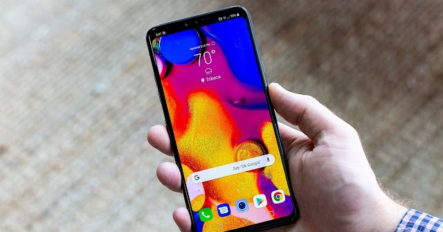 LG launched 5 camera smartphone V40 thinq Today (Flagship Killer), see it's features
