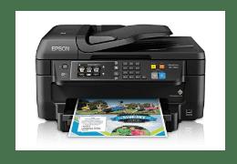 Image Epson WF-2660 Printer Driver