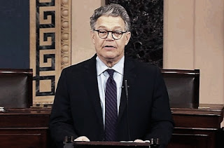 I will be resigning from U.S.A Senate, Al Franken blasts Donald Trump