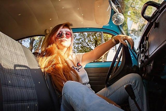 Car for Beginner Female Drivers