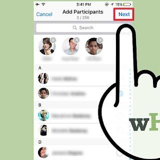 whatsapp on iphone