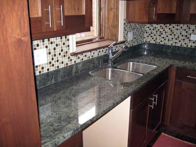 Desain Meja Dapur Dari Granit Modern Untuk Rumah Minimalis 6