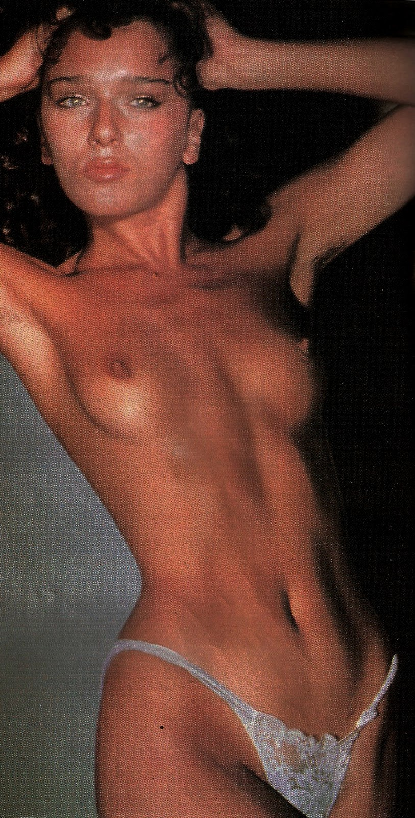 valeria golino nude video