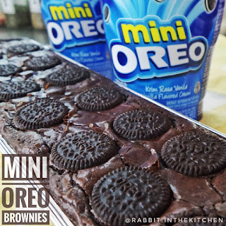 Ide Resep Kue Mini Oreo Brownies