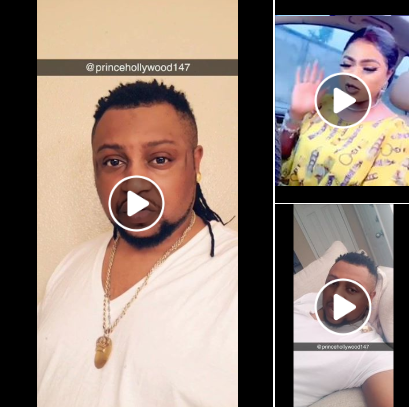 After Bobrisky Viral video, Prince Egbuchere set to give out 2000 dollars to any Nigerian that can beat Bobrisky