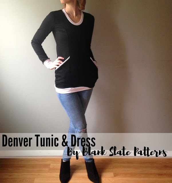 Sugarplum Cuties: Denver Tunic