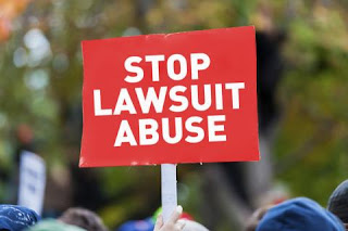Stupid lawsuits