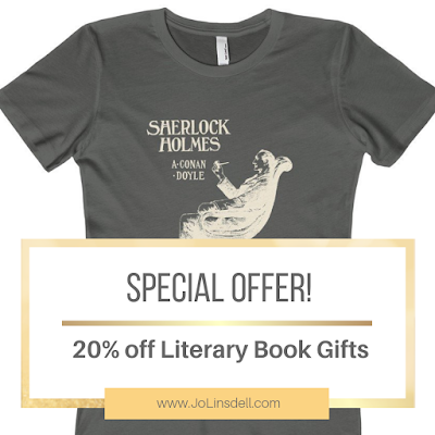 20% off Literary Book Gifts