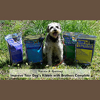Brothers complete dog food giveaway