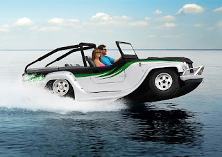 Amphibious Car Water Car Panther