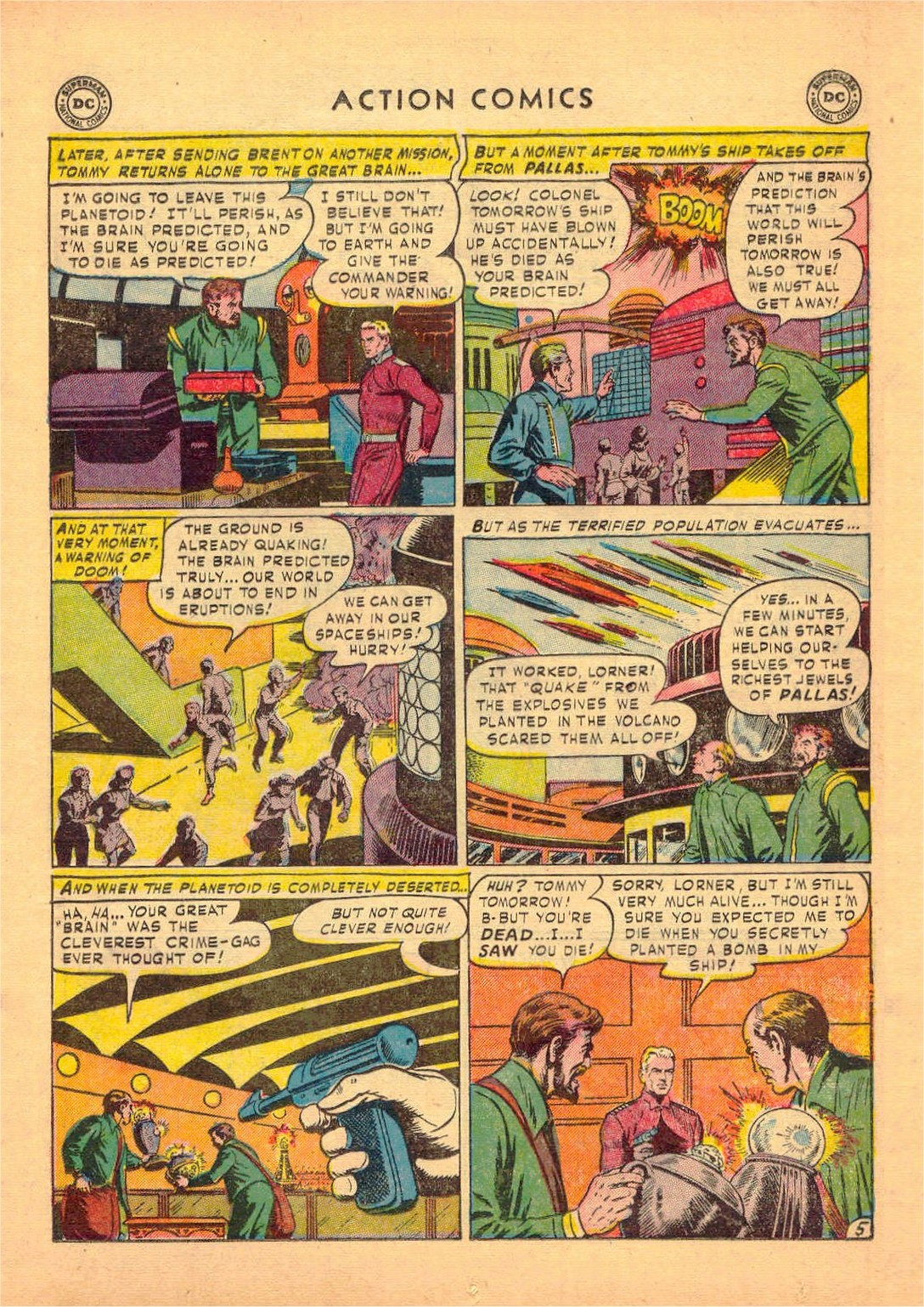 Action Comics (1938) 170 Page 20