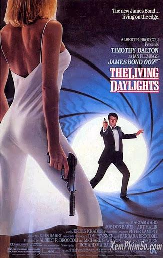 Xem Phim Điệp Viên 007: Ánh Sáng Chết Người 1987